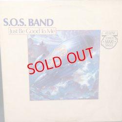画像1: The S.O.S. Band – Just Be Good To Me
