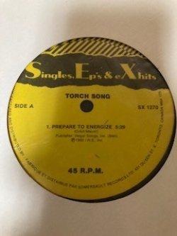 画像2: Torch Song – Prepare To Energize / Don't Look Now